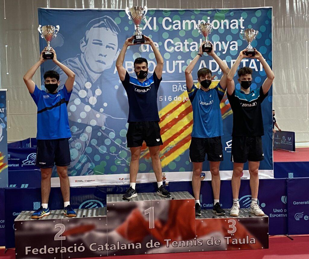 Campionat Catalunya Individual 2021